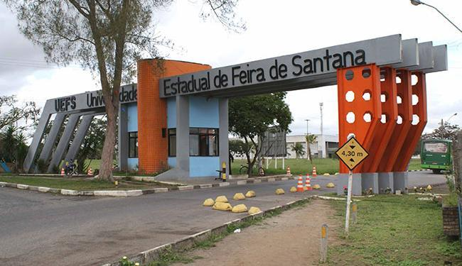 .Campus em Feira: novo semestre só em fevereiro - Foto: UEFS | Divulgação