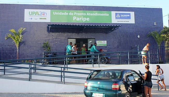 A unidade de Paripe pode ser uma das UPAs da capital na lista de habilitadas - Foto: Tiago Barros l Agecom-PMS