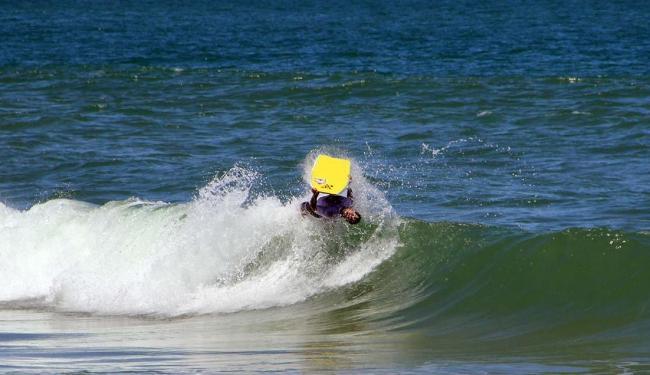 Uri Valadão bateu o local da praia de Amaralina Leo Chagas - Foto: Franco Adailton | Arquivo | Ag. A TARDE
