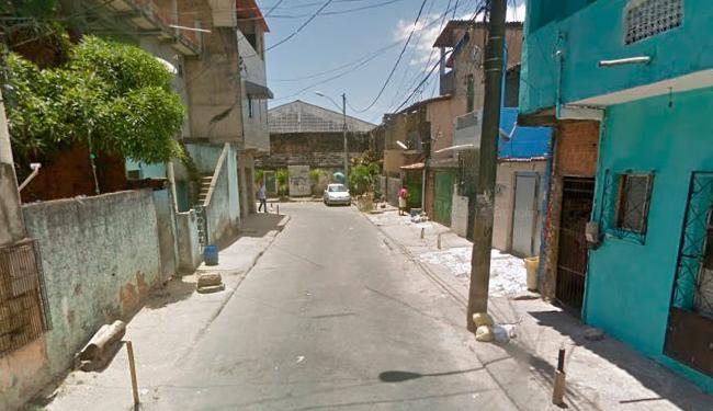 Crime aconteceu na rua Elias Kalile, no Uruguai - Foto: Reprodução | Google Maps