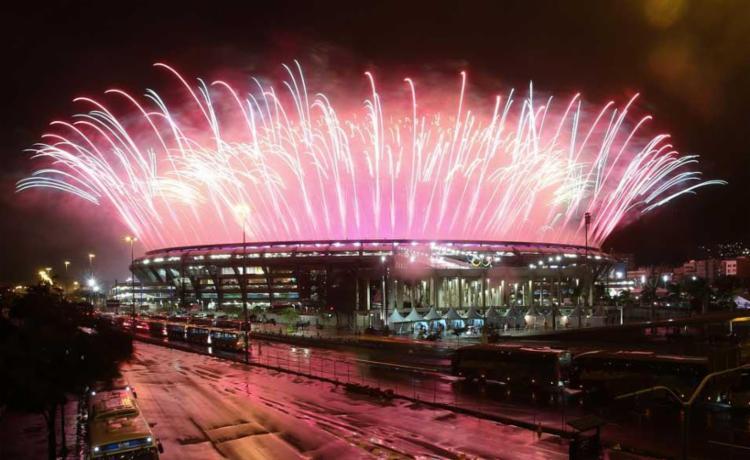 Jogos Olímpicos do Rio de Janeiro foi encerrado com festa no Maracanã - Foto: Reuters