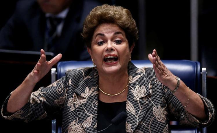 Dilma Rousseff critica o vazamento