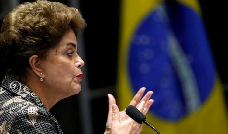 Impeachment de Dilma Rousseff foi aprovado no dia 31 de agosto de 2016 - Foto: Ueslei Marcelino | Agência Reuters