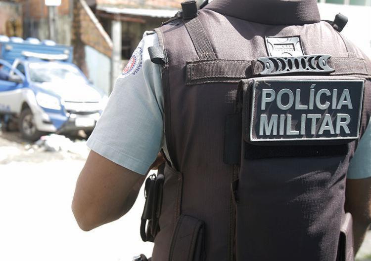 Policial baleado não estava em serviço - Foto: Edilson Lima | Ag. A TARDE