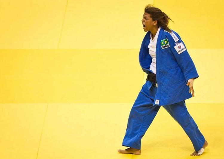 Na briga pelo prêmio, Rafaela vai enfrentar outras cinco campeãs olímpicas no Rio - Foto: Divulgação | Confederação Brasileira de Judô