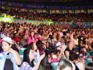 Larissa Manoela leva multidão para Fonte Nova - Foto: Leo Melo | Divulgação