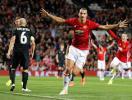 United sofre, mas conta com gol de Ibrahimovic para vencer 1ª na Liga Europa - Foto: Darren Staples   Reuters