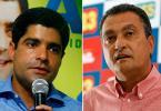 Governador Rui Costa responde críticas feitas pelo prefeito ACM Neto - Foto: Joá Souza e Raul Spinassé   Ag. A TARDE