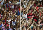 Blog do Ted: Bahia e Vitória precisam contar com suas torcidas - Foto: Eduardo martins   Lúcio Távora   Ag. A TARDE