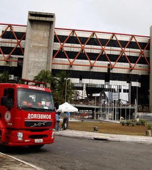 Centro de Convenções será demolido após desabamento parcial, afirma governo - Foto: Joá Souza   Ag. A TARDE