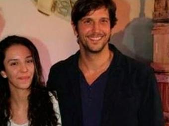 Agnes ao lado do pai Vladmir Brichta - Foto: Reprodução | Instagram