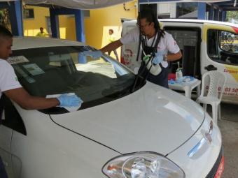 Serão oferecidos serviços gratuitos de cristalização de para-brisa e diagnóstico de bateria - Foto: Divulgação