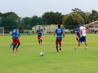 Time do Bahia treinou neste domingo, 11 - Foto: Divulgação | Site do E.C. Bahia