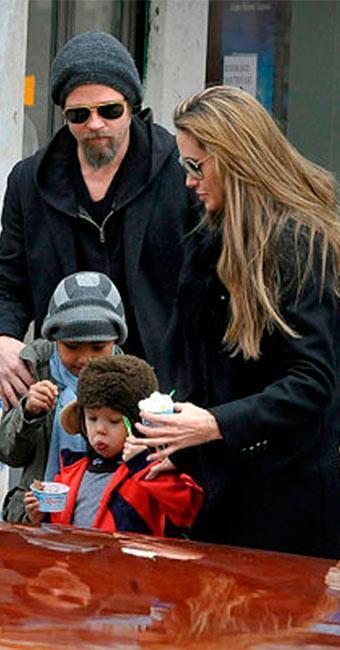 Jolie tenta a custódia total das crianças - Foto: Michele Crosera  Reuters   Arquivo
