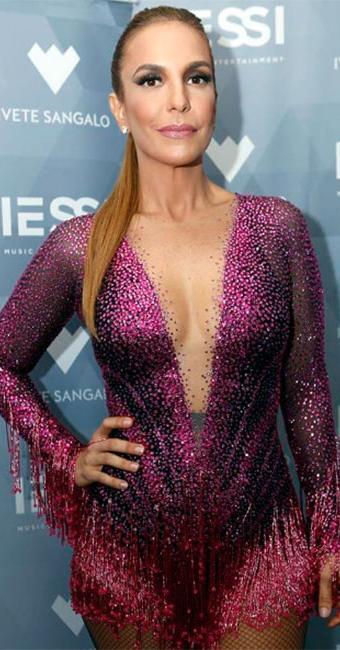 Ivete exibiu o modelito em sua rede social - Foto: Reprodução | @ivetesangalo