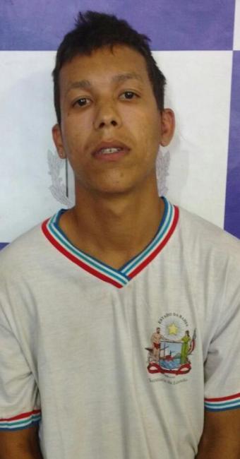 Fernando é responsável por roubar cinco ônibus em uma semana - Foto: Divulgação   Polícia Civil