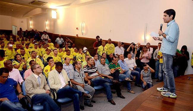 Neto disse que a lei retira a angústia de muitos profissionais que complementam o transporte - Foto: Divulgação l Agecom