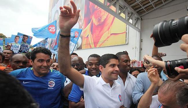 ACM Neto, candidato do DEM à Prefeitura de Salvador - Foto: Lúcio Távora l Ag. A TARDE
