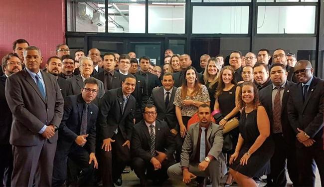 Grupo argumenta que Estatuto de Advogados garante direito a prisão de profissionais em sala especial - Foto: Divulgação