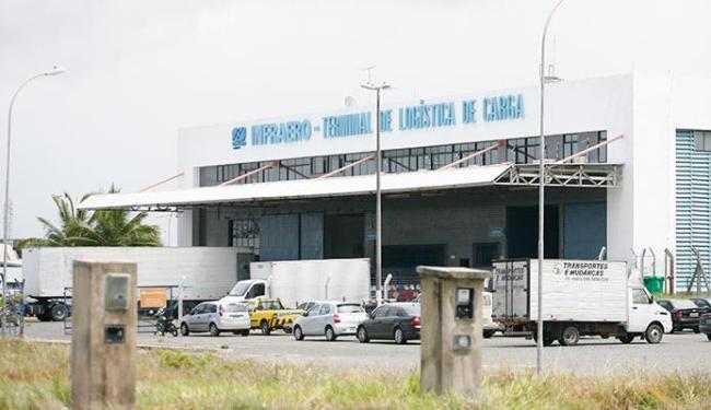Terminal de cargas do aeroporto de Salvador - Foto: Edilson Lima | Ag. A TARDE