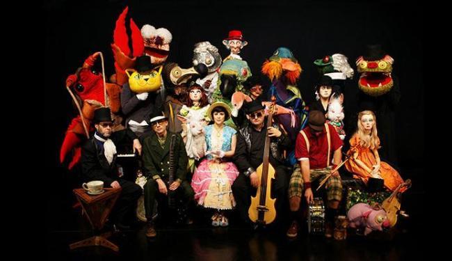 Espetáculo reúne música, teatro e cinema - Foto: Divulgação