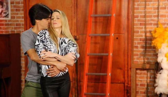 Os atores André e Danielle planejam se casar - Foto: Divulgação