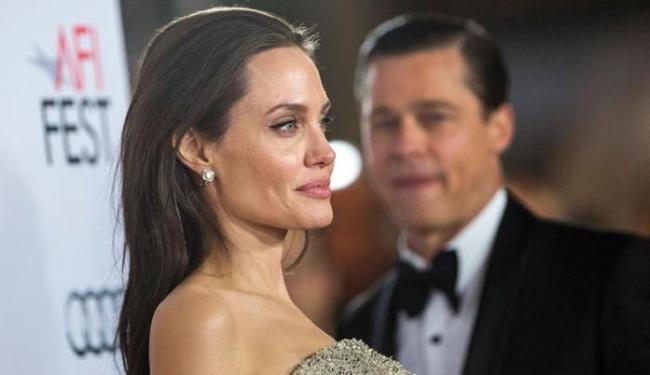 Angelina iniciou o processo judicial na segunda-feira, 19, alegando