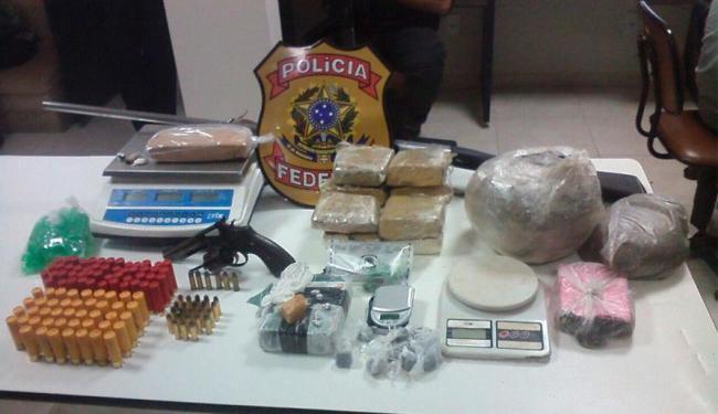 Material apreendido durante operação da PF - Foto: Divulgação | Polícia Federal