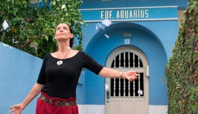 Aquarius foi aplaudido em Cannes - Foto: Divulgação