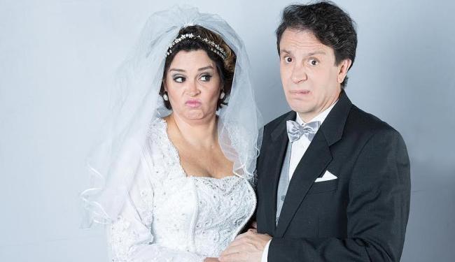 Dupla de atores mostra dificuldades do casamento - Foto: Divulgação