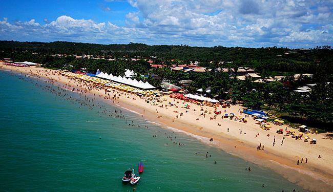 Permanência de construções é defendida pelos que as consideram atrativos para turistas - Foto: Divulgação l Secretaria de Turismo de Porto Seguro