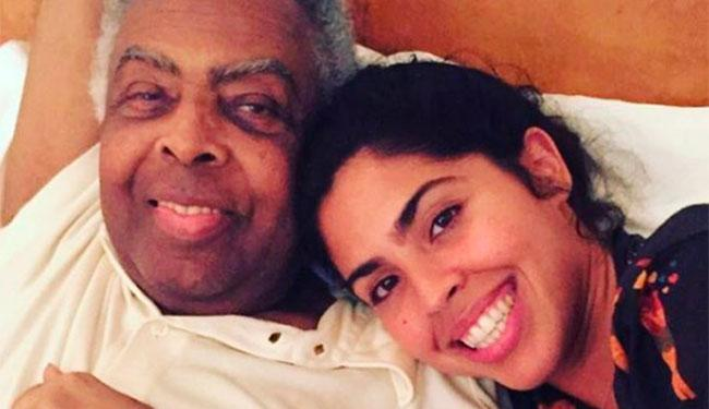 Bela Gil comemorou alta do pai - Foto: Reprodução   Instagram