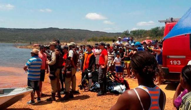 Familiares fazem vigília no Rio de Contas - Foto: Divulgação   Polícia Militar