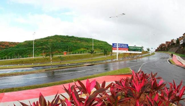 Sistema Viário BR-Águas Claras foi inaugurado no último domingo - Foto: Mateus Pereira | Divulgação | GOVBA
