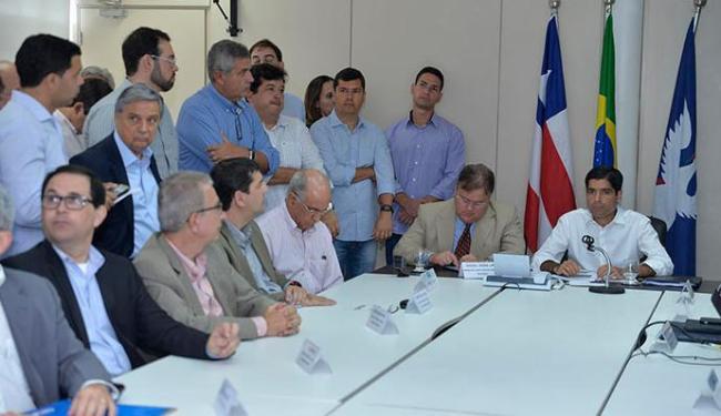 Contrato de financiamento do trecho 1 foi assinado nesta sexta - Foto: Agecom-PMS | Divulgação