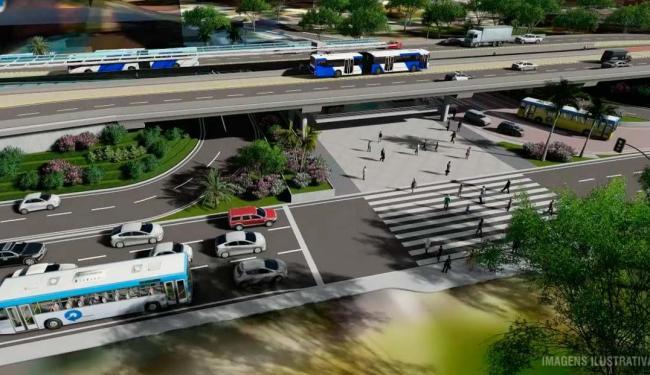 BRT vai ligar Estação da Lapa a região do Iguatemi - Foto: Divulgação