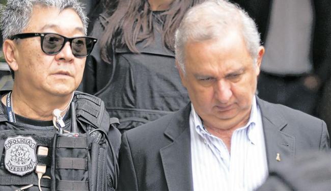 Moro manteve a prisão preventiva de Bumlai, que voltou à prisão em setembro - Foto: Agência Estadão Conteúdo