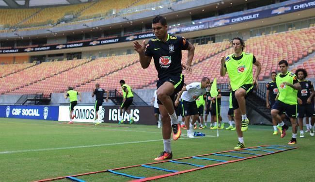 O jogador vinha sendo titular da posição com o técnico Tite - Foto: Lucas Figueiredo | CBF