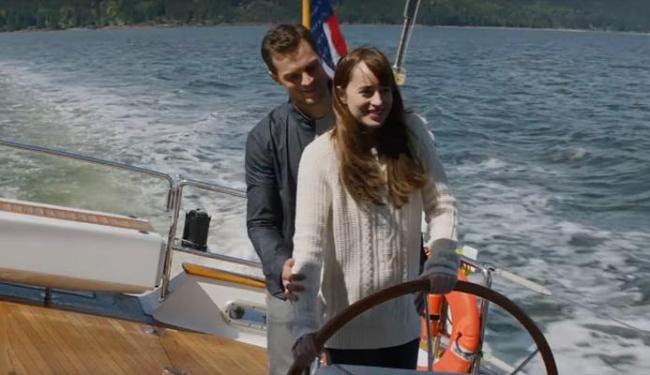 Grey e Anastasia se acertam na continuação de Cinquenta Tons de Cinza - Foto: Divulgação