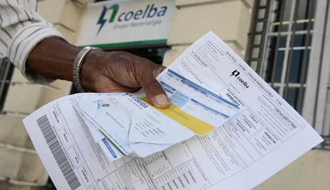 A conta de energia apresentará a bandeira verde no mês de setembro - Foto: Mila Cordeiro Ag. A TARDE