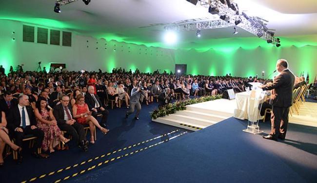 A 55ª Convenção Nacional do Comércio Lojista reúne cerca de 2,3 mil pessoas em Praia do Forte - Foto: Orlando Borges l Divulgação