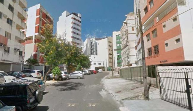 Crime ocorreu na rua Caitité, no bairro do Rio Vermelho - Foto: Reprodução | Google Maps