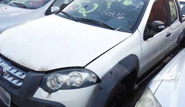 Veículo está entre os itens leiloados - Foto: Divulgação | Detran