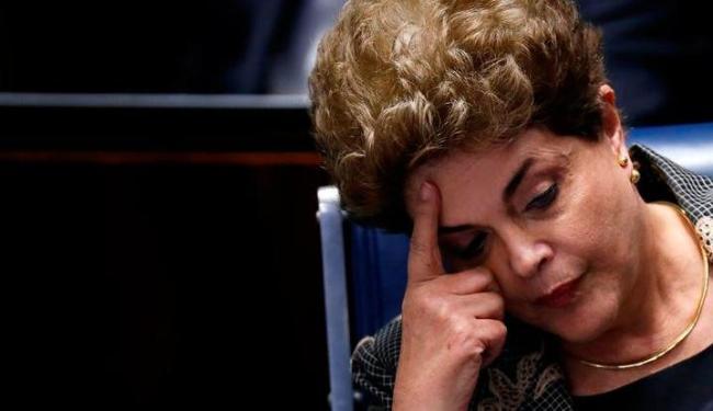 Dilma Rousseff pede nova votação e mudança na legislação - Foto: Ueslei Marcelino   Agência Reuters