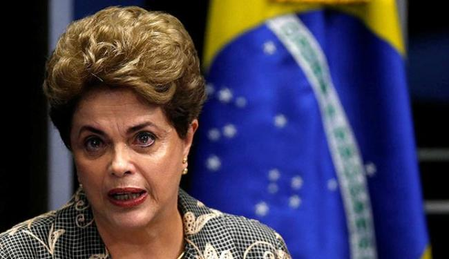 Dilma vem participando de atos dos aliados no país - Foto: Ueslei Marcelino   Reuters  29.8.2016
