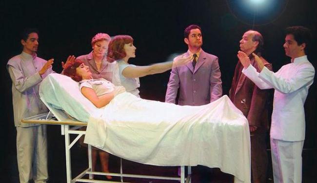 Espetáculo é baseado em livro de 1968, psicografado por Chico Xavier - Foto: Divulgação