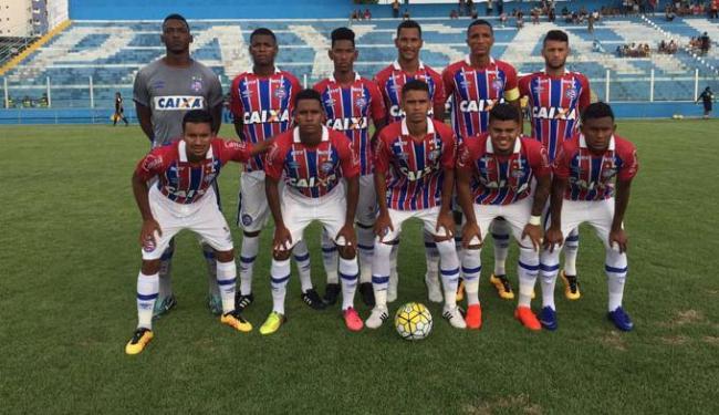 O Bahia venceu e eliminou nesta quarta-feira, 28, o jogo de volta contra o Paysandu - Foto: Divulgação | EC Bahia