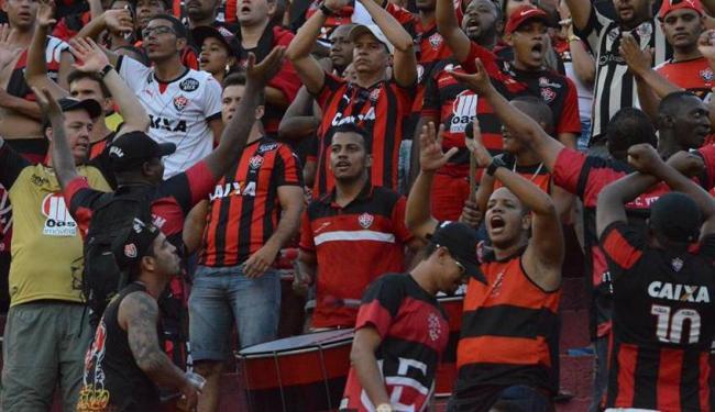 Ingressos podem ser garantidos nas bilheterias do Barradão - Foto: Francisco Galvão | EC Vitória