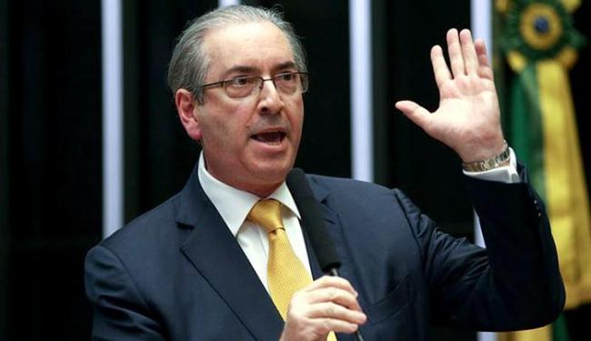 Na sessão de cassação, Cunha reclamou que virou alvo prioritário das investigações - Foto: Fabio Rodrigues Pozzebom l Agência Brasil
