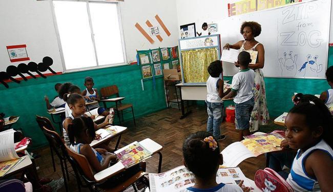 O Ideb é um indicador de qualidade dos ensinos fundamental e médio, divulgado a cada dois anos - Foto: Margarida Neide | Ag. A TARDE | 12.02.2014